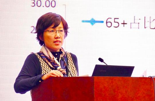 中国社科院世界社保研究中心执行研究员张盈华.png