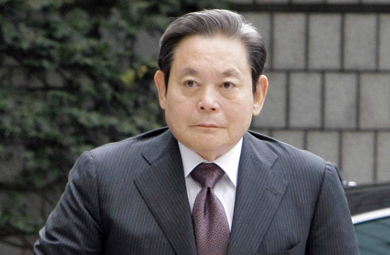 李健熙( Lee Kun-hee,1942年1月9日-2020年10月25日.jpg