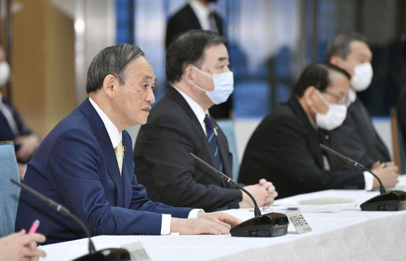 4月12日日本首相出席内阁会议.jpeg