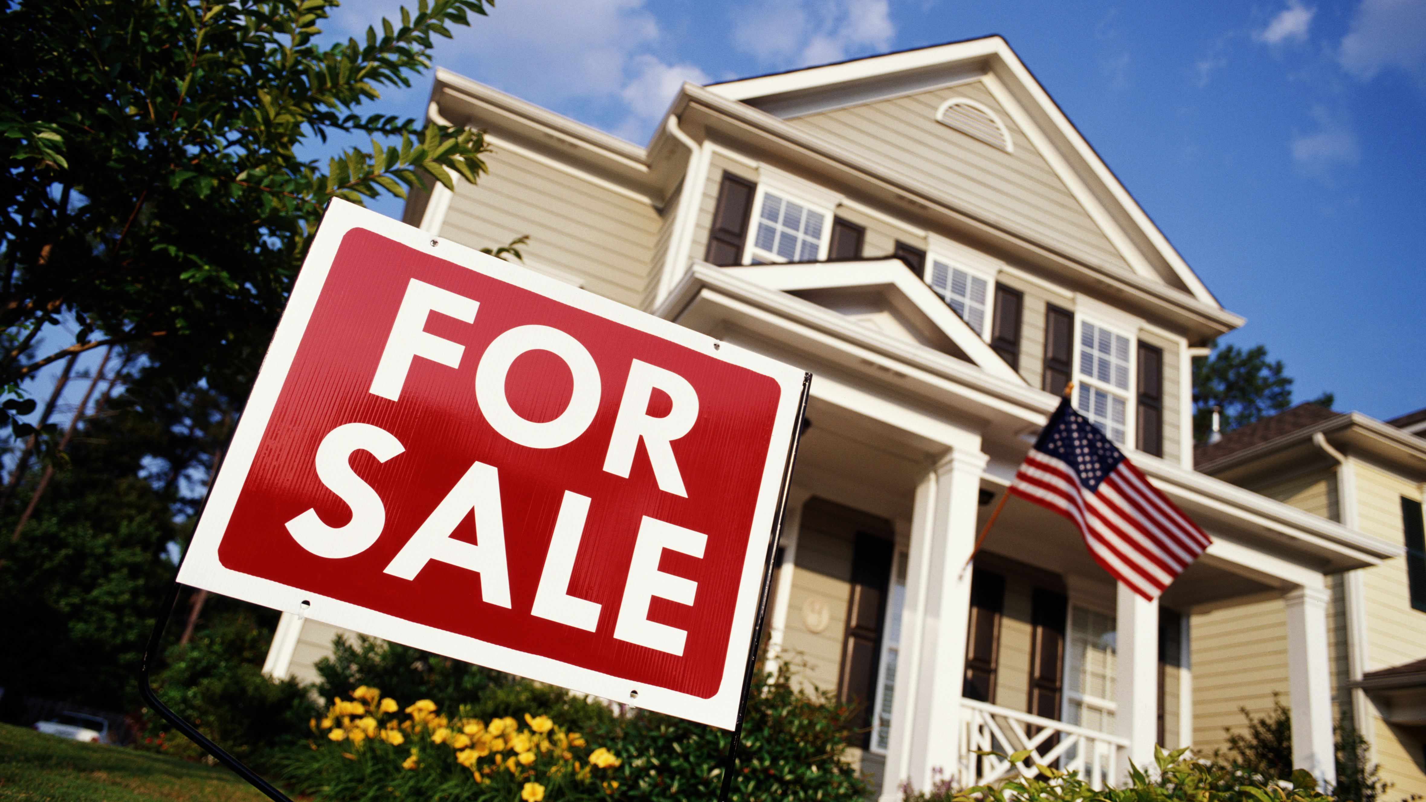 house-with-american-flag-and--for-sale--sign--low-angle-view-200066800-001-5b8727b346e0fb00253e9667.jpg